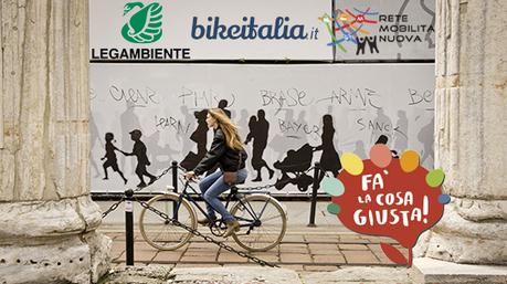Il dossier ciclabilità di Bikeitalia e Legambiente a Fa la cosa giusta   Fa' la cosa giusta! 2014   Scoop.it