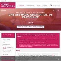 Projet webradio | LANGUES VIVANTES AU COLLEGE | Scoop.it