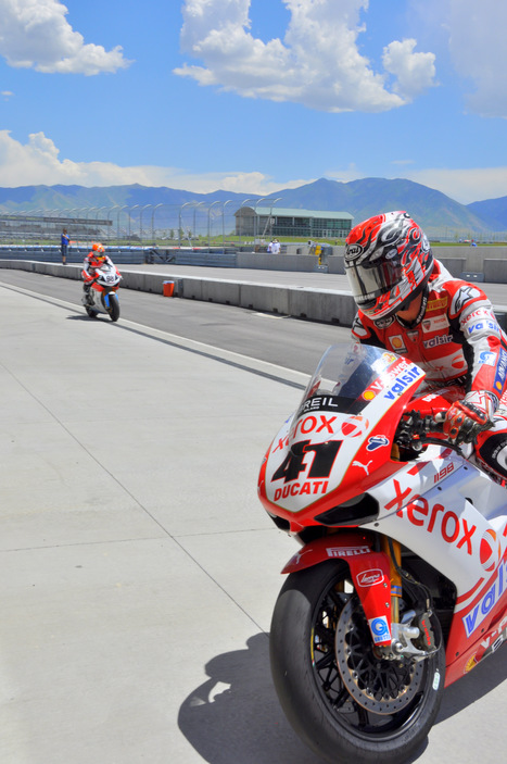 25 Years of Racing Entertainment – The ultimate Ducati/SBK fan photo opportunity | Ducati.net | Ductalk Ducati News | Scoop.it