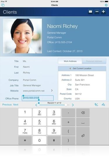 FileMaker 13 Platform New Features | paperless | Scoop.it