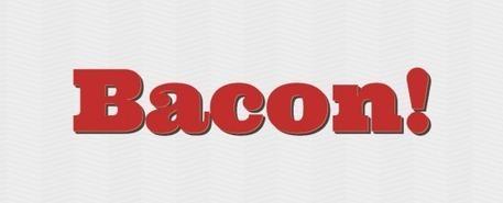 Personnalisez l'alignement de vos textes en jQuery avec Bacon   JFPalmier   WebDevelopment   Scoop.it