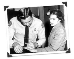 Rosa Parks: The power of women standing up for what they believe ... | Black History | Scoop.it
