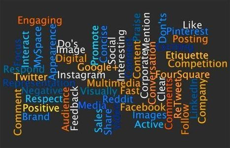 Do's and Don'ts of Corporate Social Media - Corporate Eye | Corporate Communication & Reputation | Scoop.it
