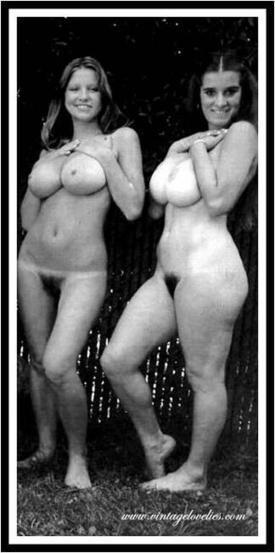 Twitter / pink_erotica: 001291 #vintage #busty #hairy ... | vintage nudes | Scoop.it