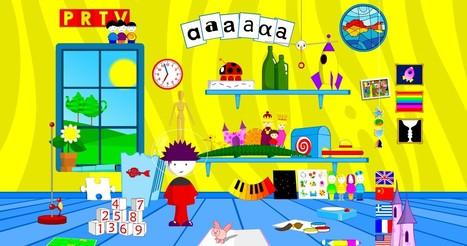 Poisson Rouge . Red Fish Soup . Games for Children . Jeux pour Enfants   UpTo12-Learning   Scoop.it