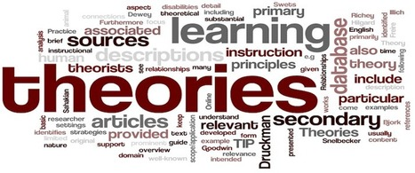 Un poquito más sobre teorías del aprendizaje | Contenidos educativos digitales | Scoop.it