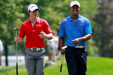 FedExCup: McIlroy et Woods à la bagarre | Nouvelles du golf | Scoop.it