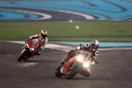 Ducati draws holiday bikers to Yas Marina Circuit - The National | Desmopro News | Scoop.it