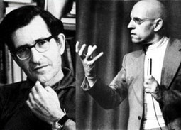 Clash of the Titans: Noam Chomsky & Michel ... - Open Culture | e-Xploration | Scoop.it