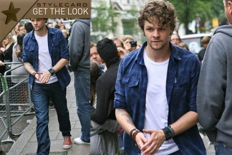 Men's Monday: Get the Look – Jay McGuiness   StyleCard Fashion Portal   Jay McGuiness   Scoop.it
