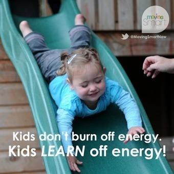 Moving Smart: LEARNING OFF ENERGY | Kindergarten | Scoop.it