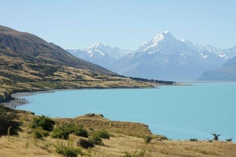 Painted lake | Travel | Scoop.it