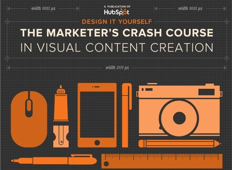 The Marketer's Crash Course in Visual Content Creation | Content Marketing | Scoop.it