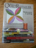 The Deeply Rewarding Modern Issue of American Quilt Retailer | She Who Dies With The Most Fabric Wins | Scoop.it