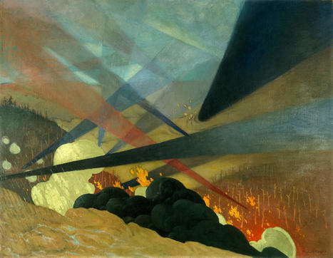 Verdun - Félix Vallotton | ARTPOL | Scoop.it