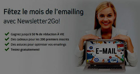 5 tendances futures dans l'email marketing | web@home    web-academy | Scoop.it