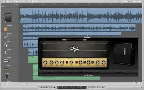 Data Transmission : Logic Pro comes to Mac App Store | Logic Pro | Scoop.it