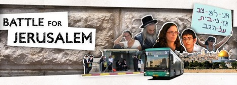 Embracing Transmedia: Battle for Jerusalem | i-docs | interactive documentary | Scoop.it