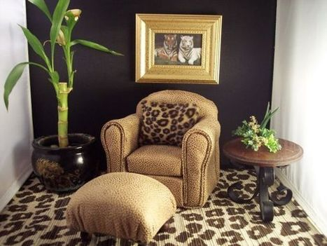 Leopard Print: How to Make it Trendy not Tacky - Home Decorating Trends | Interior Design | Scoop.it