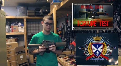 VIP Airsoft Experiments: Rental Gun Durability Test - On YouTube | Thumpy's 3D House of Airsoft™ @ Scoop.it | Scoop.it