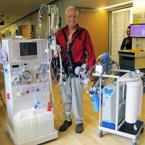 Dialysis Patients Trial Wearable Artificial Kidney: Proof of concept study | Organ Donation & Transplant Matters Resources | Scoop.it