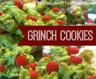 Festive Grinch Cookies - Live Dan 330   Dan330   Scoop.it