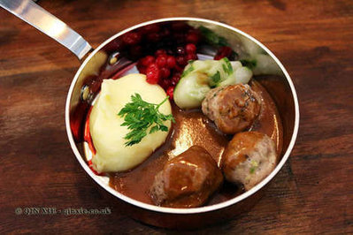 Swedish meatballs: a classic recipe and five places to eat it in Stockholm | Food | Scoop.it