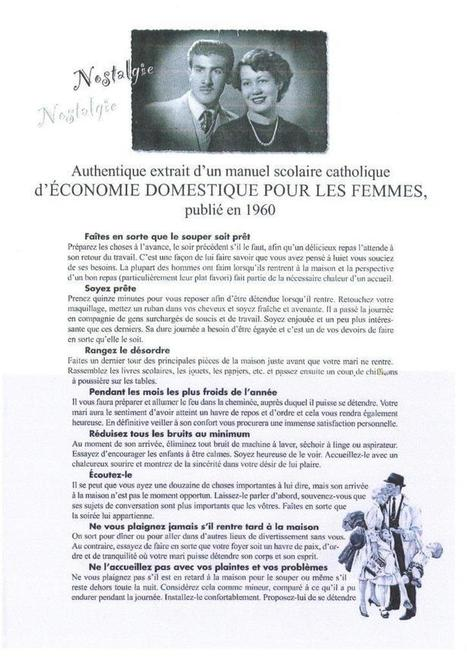 La «ménagère» - l'émancipation des femmes à l'affiche! | Kelly&Emma | Scoop.it