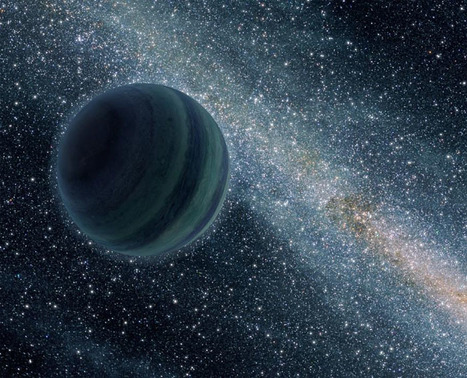 Was a Giant Planet Ejected From the Solar System? (Discovery News) | What Surrounds You | Scoop.it