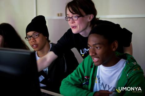 SA's Umonya Teaching Kids As Young As 10 years To Code ... | Keep In The Know | Scoop.it