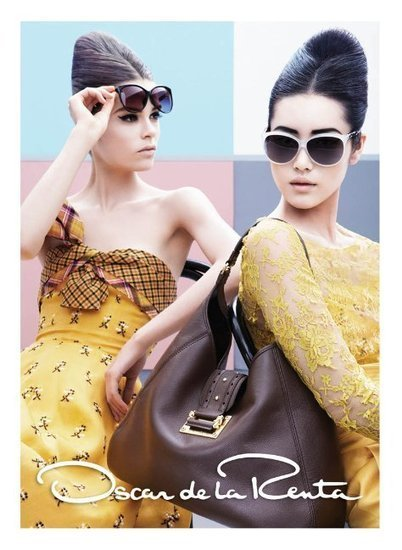 Oscar de la Renta Spring 2013 Campaign | Women Fashion Accessories | Scoop.it