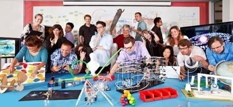 Aprender, jugar e interactuar: GameDesk - Explorador de innovación educativa - Fundación Telefónica | Games and education | Scoop.it