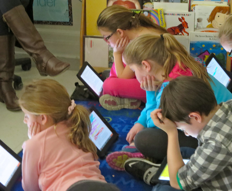 These third graders spend 75% of their day on iPads, and their teacher doesn't mind a bit | eVirtual Learning | Scoop.it