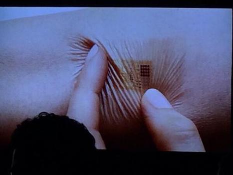 Twitter / dnofal: Biostamp: wearable technology ...   NewTechnoGadget   Scoop.it