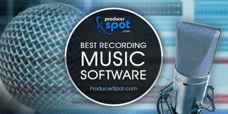 Best Music Recording & Audio Editing Software | PRODUCTION of Video Music clips and songs | Scoop.it