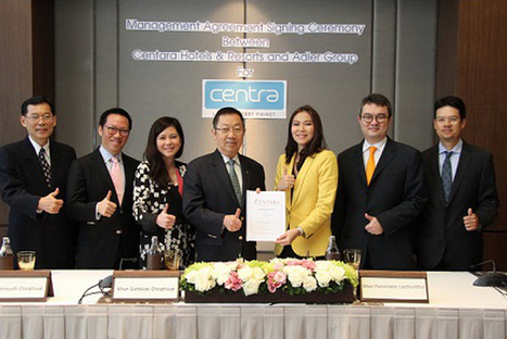 Centara signs deal to manage new Phuket hotel - The Phuket News | Thai hotels | Scoop.it