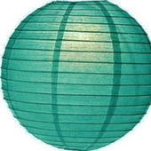 Lanterne en papier VERT MENTHE 30cm   boules japonaises   Scoop.it