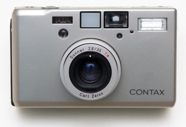 Contax T3Camera - Sofia Coppola's Favorites - I Want To Be A Coppola | Contax T3 | Scoop.it