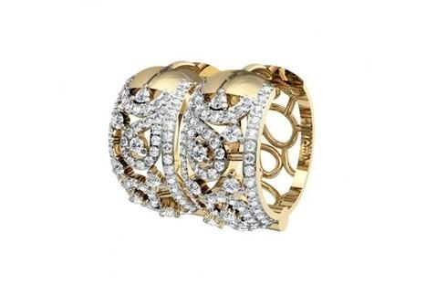 Designer Diamond Balis | Diamond Jewellery India | Scoop.it