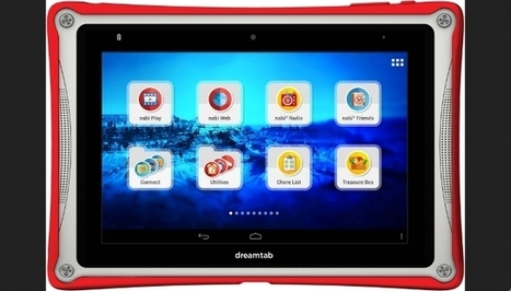 DreamWorks y Fuhu fabrican una tableta para niños - Tecnología -  CNNMexico.com | Evaluación Educativa | Scoop.it