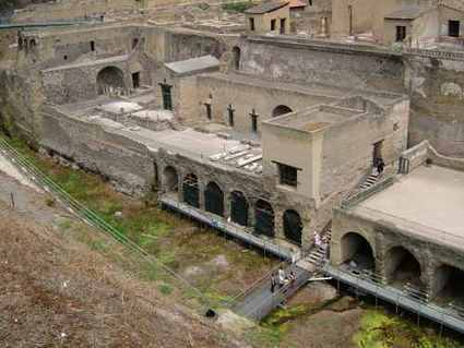 Introduction | The Friends of Herculaneum Society | Ethical issues: Pompeii and Herculaneum | Scoop.it