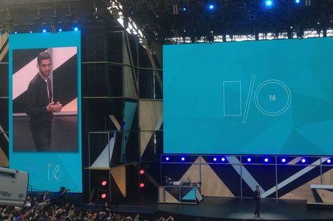 Google veut mettre de l'intelligence artificielle sur tous les smartphones et dans toutes les maisons | Digital Smart Insights | Scoop.it