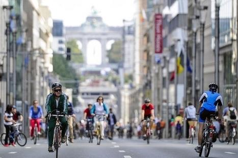 L'incroyable impact du vélo sur l'emploi | Faire Territoire | Scoop.it