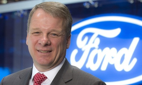 Ford chief: We won't be wasting a fortune on electric cars | Nature | Scoop.it