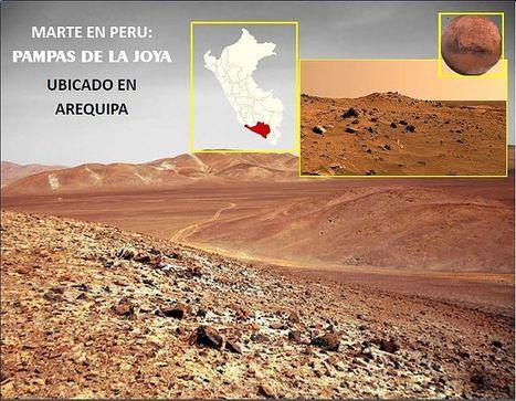 Una joya astrobiológica del Perú y su importancia en la investigación de análogos marcianos | Mineralogy, Geochemistry, Mineral Surfaces & Nanogeoscience | Scoop.it
