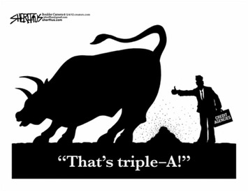 """Marché : Les agences de notation rattrapées par les subprimes   Argent et Economie """"AutreMent""""   Scoop.it"""
