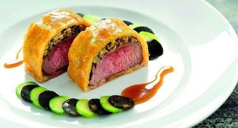 Recette Filet d'agneau à la duxelles de champignons en croûte | Cuisine, Recettes et art culinaire | Scoop.it
