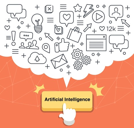 The Beginner's Guide to Artificial Intelligence For Educators - A.J. JULIANI | Soup for thought | Scoop.it