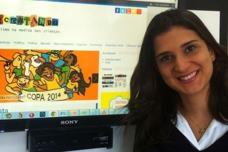 Jornalista cria site que reconta notícias do mundo para crianças - Info | jornalismo | Scoop.it