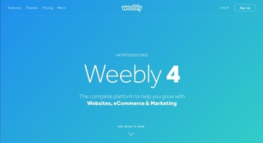Weebly's online platform adds email marketing - VentureBeat | The MarTech Digest | Scoop.it